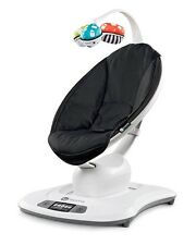 MamaRoo Classic Black Infant Seat (New)4 Moms/Bluetooth/ Smart Phone Compatible.