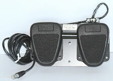 Linemaster Clipper Twin Foot Switch dual