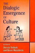 The Dialogic Emergence of Culture-ExLibrary