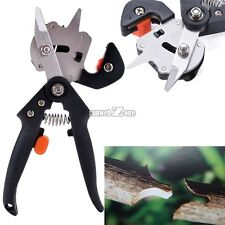New Professional Garden Tree Pruning Shears Grafting Cutting Tool With 2 S0BZ