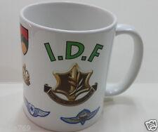 ZAHAL IDF Mug Israel army units land air and sea collection