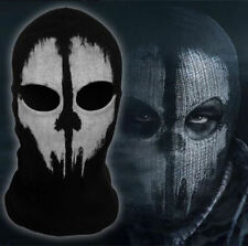 Call Of Duty Balaclava Ghost Skull Face Mask Bike Skateboard Hood Ski Cosplay L9