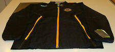 Boston Bruins NHL Hockey Reebok Center Ice Rink Jacket Full Zip XL Light