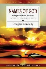 LifeGuide® Bible Studies: Names of God : Glimpses of His Character by Douglas...