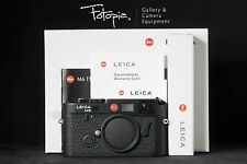 New In Box Leica M6 TTL - Black / 0.72 - 10433 (Film Body)
