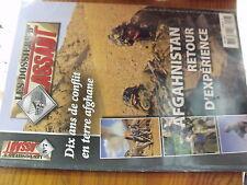 µ? Revue Dossiers d'Assaut n°7 Afgahnistan retour d'experience Dix ans conflit