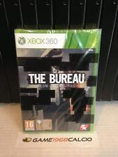 XCOM DECLASSIFIED THE BUREAU VERSIONE ITALIANA (XBOX 360) NUOVO SIGILLATO