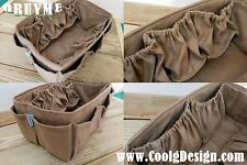 Diaper bag organizer insert with Elastic Pocket for Neverfull GM extra large
