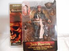 Pirates of the Caribbean~Dead Man's Chest~Series 1 ~JACK SPARROW ~NEW~MOC