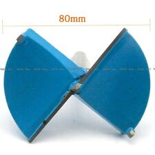 80mm Wooden Hinge Boring Drilling Bit Hole Saw Cutter Tool CNC DIY Woodworking