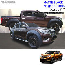 """9"""" OFF-ROAD FENDER FLARES WHEEL ARCH FOR NISSAN NP300 D23 Navara 2015 2015 UTE"""