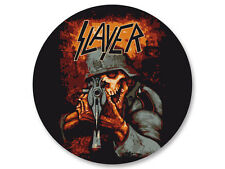 Pin Button Badge Ø25mm Slayer Trash Metal US Jeff Hanneman Kerry King