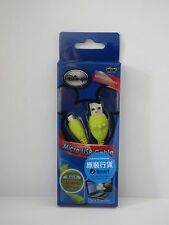 Disney Alien Micro USB 2.0 Cable for Android Smartphone / Samsung Galaxy / HTC