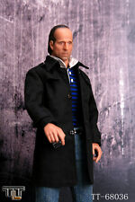 *Brand New* TTL 1/6 Fashion Man with Black Coat *US Seller* Peter Stormare Fargo