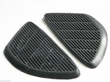 Pair Yamaha Twin 100 L1 YL1 YL1E YL3 L3 Gas Fuel Tank Side Grip Knee Rubber Pad