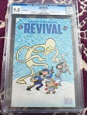 Revival 12, Image Expo 2013, CGC 9.8 graded NM/MT