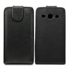 Flip Leather Skin Cover Pouch Case Accessories For Samsung Galaxy Ace 4 SM-G357F