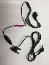 5x Earpiece Headset Mic for Motorola Radio T5700 T5710 T5720 T5725 T5800 T5428