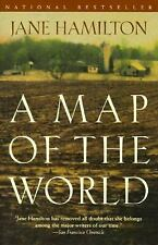 BUY 2 GET 1 FREE A Map of the World by Jane Hamilton (1992, Paperback)