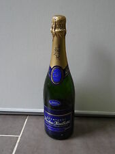 BOUTEILLE CHAMPAGNE FACTICE VIDE  0.75 l FEUILLATE DUMMY BOTTLE EMPTY