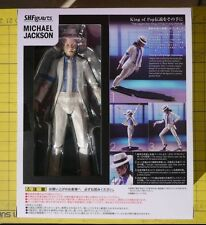 Bandai S.H.Figuarts Michael Jackson Action Figure MJ Smooth Criminal King Of POP