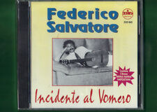 FEDERICO SALVATORE - INCIDENTE AL VOMERO CD NUOVO SIGILLATO