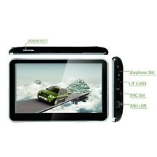 "5"" Inch GPS Unit For Auto Car Truck Van Navigation 4GB Mp3 Mp4 USA CA MEX Maps"