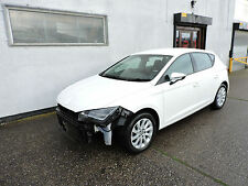 63 Seat Leon 1.2 TSI SE Tech Pack Damaged Salvage Repairable Cat D