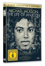 Michael Jackson - The Life of an Icon [Special Collector's Edition] [2 DVD (OVP)