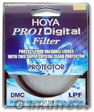 HOYA 49mm Pro1 D Digital Clear Protector Filter ( LPF DMC) Made In Japan 49 mm