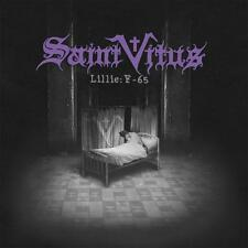 "SAINT VITUS ""LILLIE: F-65"" VINYL LP LTD PURPLE NEW"
