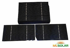 84 WHOLE 3x6 Solar Cell 150 Watts Sharp/Rough Edge NEW!