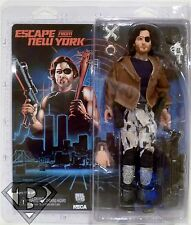 "SNAKE PLISSKEN Escape from New York Retro Style 8"" inch Clothed Figure Neca 2015"