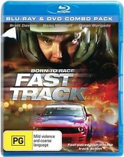 Born to Race: Fast Track (Combo) Blu-ray Discs NEW