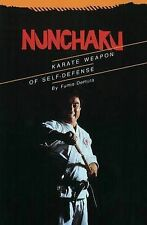 Nunchaku: Karate Weapon of Self-Defense-ExLibrary
