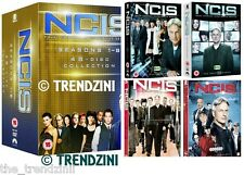 NCIS Seasons 1-12 DVD Box Set Collection NCIS 1 2 3 4 5 6 7 8 9 10 11 12 + Bonus