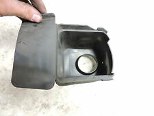 06 Yamaha CP 250 CP250 Morphous Scooter gas fuel tank overflow spill catch tray