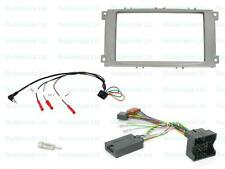 CTKFD25 Ford S-Max 2006 on Complete Double Din Stereo Fitting Kit SILVER