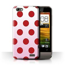 STUFF4 Back Case/Cover/Skin for HTC One V/Ombre Pattern