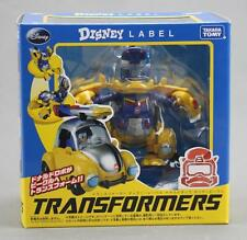 Takara Tomy Transformers Disney Label Donald Duck Japan Figure