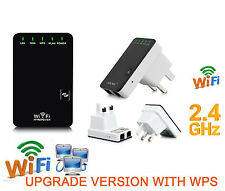 300Mb Wireless Wifi Router Repeater Extender Booster Client Bridge SKY WPS EU