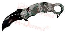 CS:GO KARAMBIT KNIFE TACTICAL Messer Einhandmesser Jagdmesser Army Klappmesser