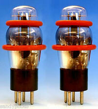 4 VACUUM TUBE AMP DAMPERS FOR 45 5Y3G & SIMILAR SIZE ST TUBES
