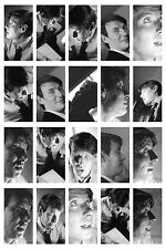 FABRIZIO DE ANDRE' 60s genova italy lotto 18 fotografie inedite - photos