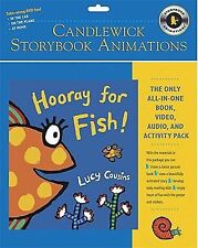 Hooray for Fish! (Book & DVD) (Candlewick Storybook Animation) by Cousins, Lucy