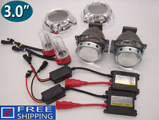 3 inch Q5 HID Bi-xenon Projector Lens D2S 6000K Xenon Lights Car Conversion Kit