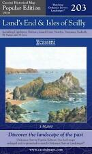 Land's End and Isles (Cassini Popular Ed.Historical Map)(Sht.map,folded,2007)NEW