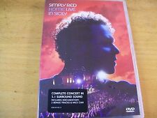 SIMPLY RED HOME LIVE IN SICILY  DVD