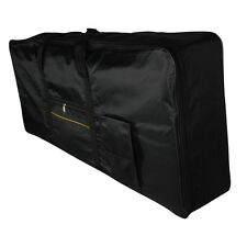 Portable 61-Key Keyboard Electric Piano Padded Case Gig Bag Oxford