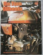 On Two Wheels magazine The inside story of Motor Cycling Issue 48